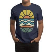 Let's Go Surfing - mens-regular-tee - small view