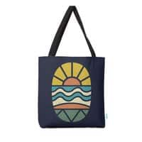 Let's Go Surfing - tote-bag - small view