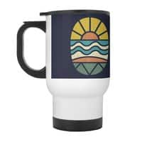 Let's Go Surfing - travel-mug-with-handle - small view