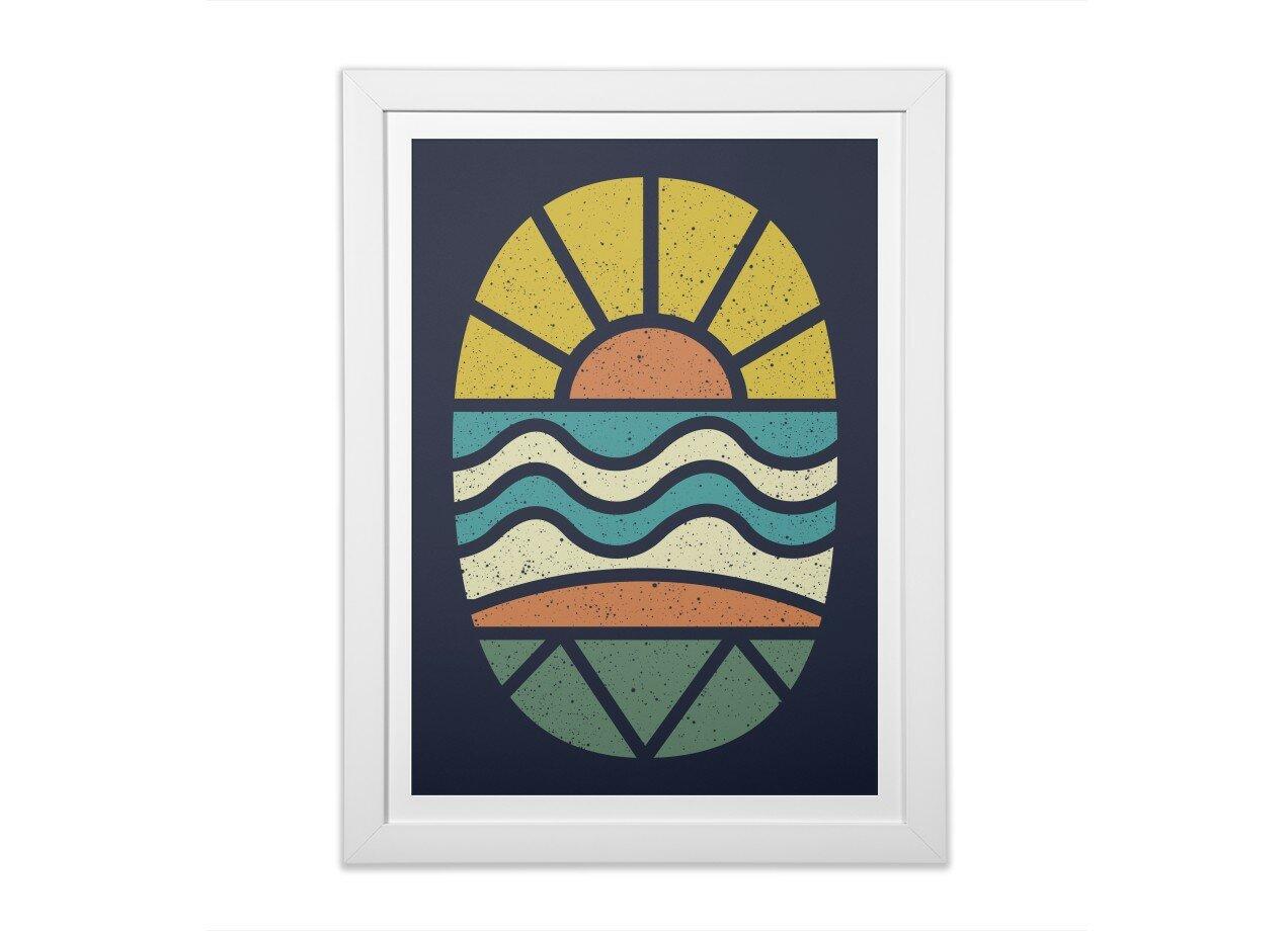 Let\'s Go Surfing by dandingeroz | Vertical Print Threadless