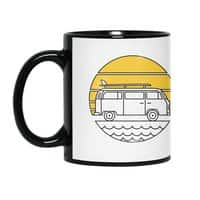 ROAD TRIP - black-mug - small view