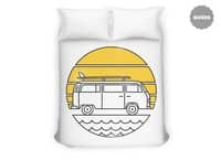 ROAD TRIP - duvet-cover - small view