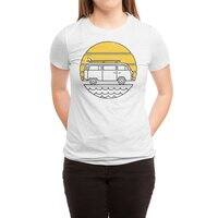 ROAD TRIP - womens-triblend-tee - small view