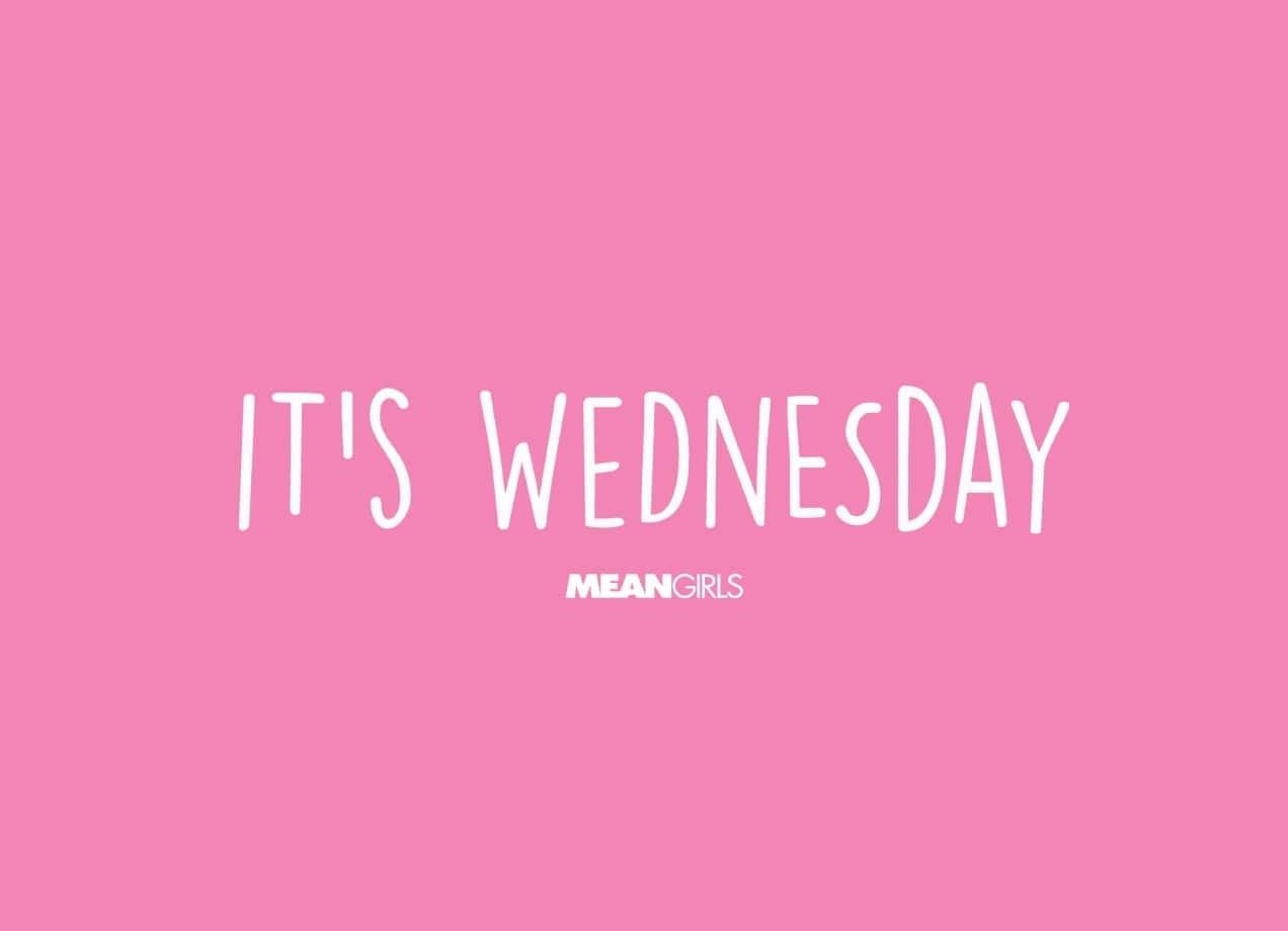 Its Wednesday By Ziwei Koh