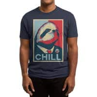 Sloth For President - mens-triblend-tee - small view