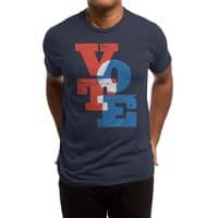 VOTE - mens-triblend-tee - small view