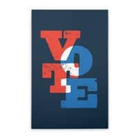 VOTE - vertical-stretched-canvas - small view