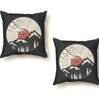 MTN LP - throw-pillow - small view
