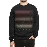 Do the Wave - crew-sweatshirt - small view