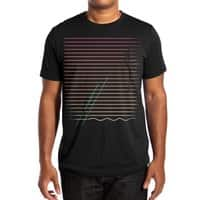 Do the Wave - mens-extra-soft-tee - small view