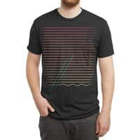 Do the Wave - mens-triblend-tee - small view