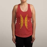 In My Sights - womens-racerback-tank - small view
