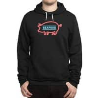 Coffee Shop Neon Sign - hoody - small view