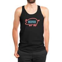 Coffee Shop Neon Sign - mens-jersey-tank - small view