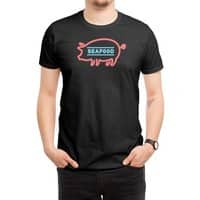 Coffee Shop Neon Sign - mens-regular-tee - small view