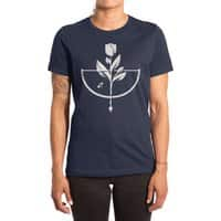 Rose Garden - womens-extra-soft-tee - small view