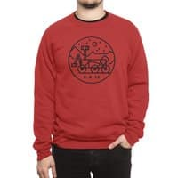 Stay Curious - crew-sweatshirt - small view