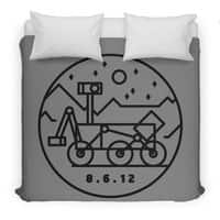 Stay Curious - duvet-cover - small view