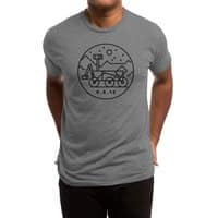 Stay Curious - mens-triblend-tee - small view