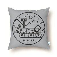 Stay Curious - throw-pillow - small view