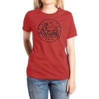 Stay Curious - womens-extra-soft-tee - small view
