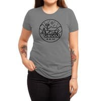 Stay Curious - womens-triblend-tee - small view