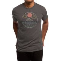 Summer Camp - mens-triblend-tee - small view