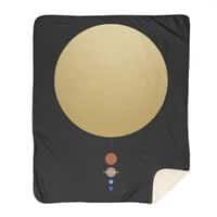 Solar System - blanket - small view