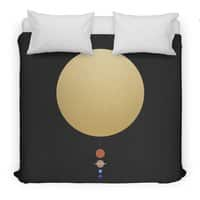 Solar System - duvet-cover - small view
