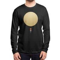 Solar System - mens-long-sleeve-tee - small view