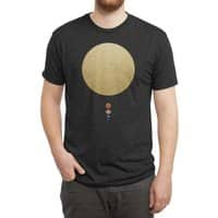 Solar System - mens-triblend-tee - small view