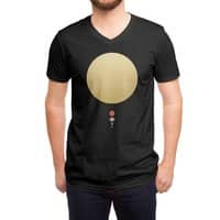 Solar System - vneck - small view