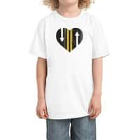 LOVE IS A TWO WAY STREET - kids-tee - small view