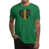 LOVE IS A TWO WAY STREET - mens-regular-tee - small view