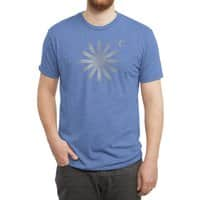 It's Going to Snow - mens-triblend-tee - small view