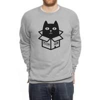 Cats Love Boxes - crew-sweatshirt - small view