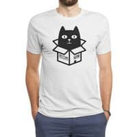 Cats Love Boxes - mens-triblend-tee - small view