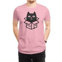 Cats Love Boxes - mens-regular-tee - small view