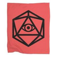 Die of Providence - blanket - small view