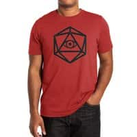 Die of Providence - mens-extra-soft-tee - small view