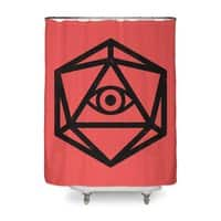 Die of Providence - shower-curtain - small view