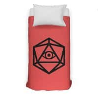 Die of Providence - duvet-cover - small view