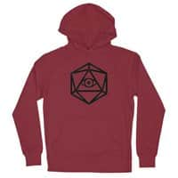 Die of Providence - unisex-lightweight-pullover-hoody - small view