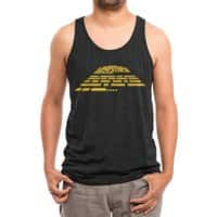 A Long Time Ago... - mens-triblend-tank - small view