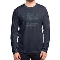 Moonlight Companions - mens-long-sleeve-tee - small view