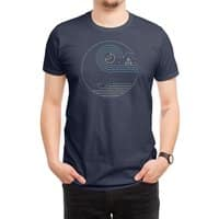 Moonlight Companions - mens-regular-tee - small view