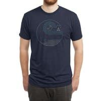 Moonlight Companions - mens-triblend-tee - small view