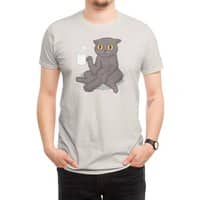 Catffeinated - mens-regular-tee - small view