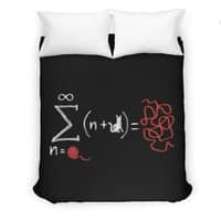 String Theory - duvet-cover - small view