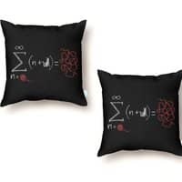 String Theory - throw-pillow - small view